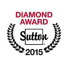 Burnaby Realtor Sutton Diamond Award