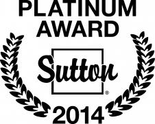 Vancouver Realtor Sutton Award