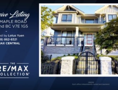 Remax Collection: Beautiful Luxury detached Richmond townhouse for sale