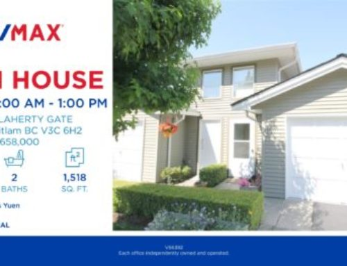 Open House by Lotus Yuen PREC – 1139 O'FLAHERTY GATE, Port Coquitlam