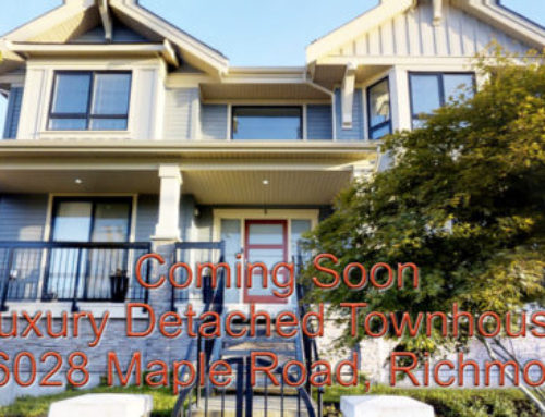 Coming Soon: Richmond Luxury Detached Townhouse