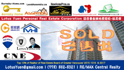 SOLD 1506 Riversky 2 v1 New Westminster by Lotus Yuen PREC