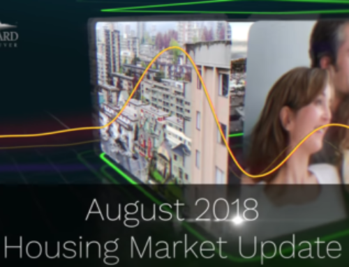 Check out the latest update about Vancouver Real Estate Market for Aug 2018