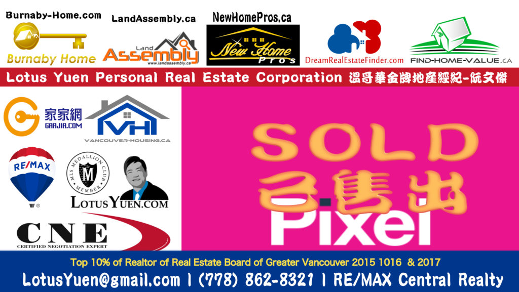 SOLD - 308 Pixel Burnaby