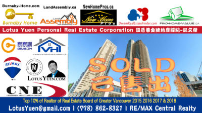 SOLD 3602 6098 STATION ST Burnaby