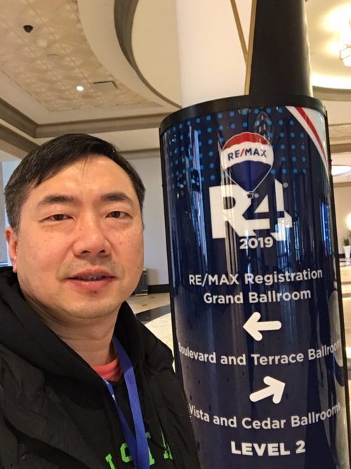 Remax R4 Convention Center with Lotus Yuen