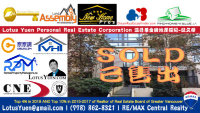 SOLD 102 9300 University Cr Burnaby by Lotus Yuen PREC copy