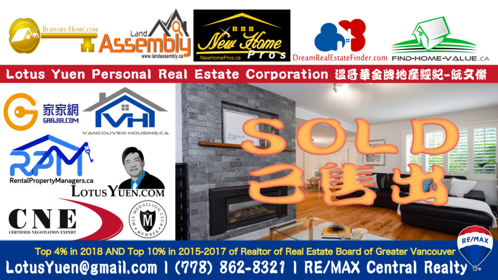 SOLD 8531 WOODTRAIL PL Burnaby by Lotus Yuen PREC copy