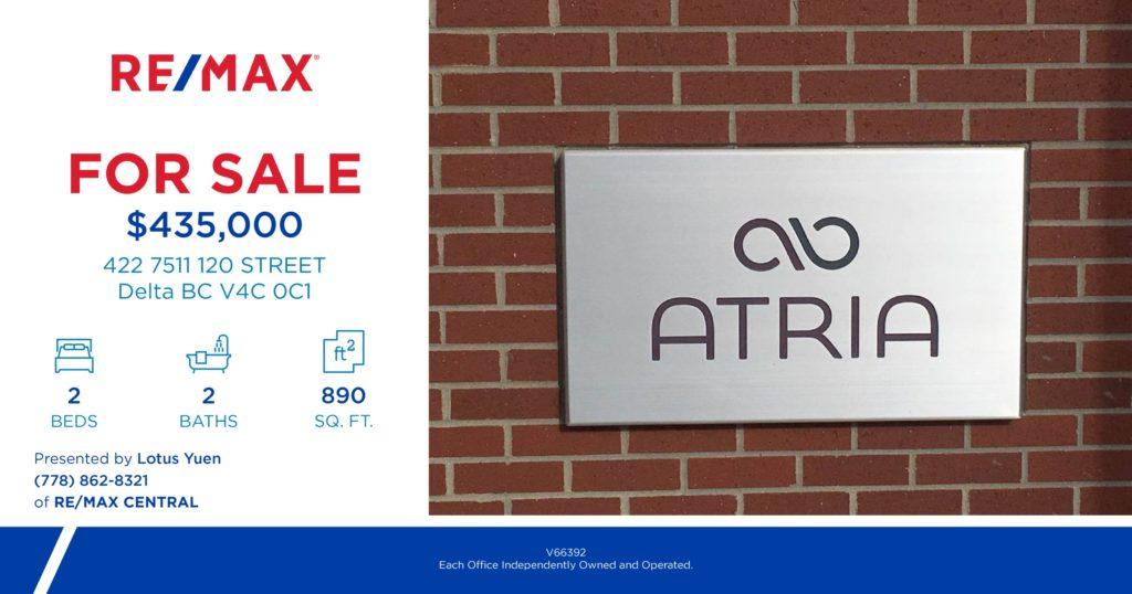 422 7511 120th street delta condo for sale