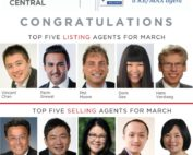Top 5 Remax Realtor in Burnaby Remax Central Office Mar2019