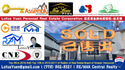 SOLD - 8328 16TH AVE Burnaby