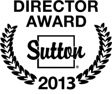 Sutton 2013 Director Award