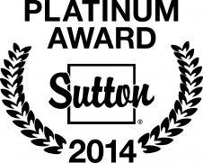 Sutton Platinum Award 2014 Lotus Yuen
