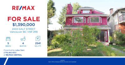 2433_GALT_STREET Vancouver house for sale by Lotus Yuen PREC
