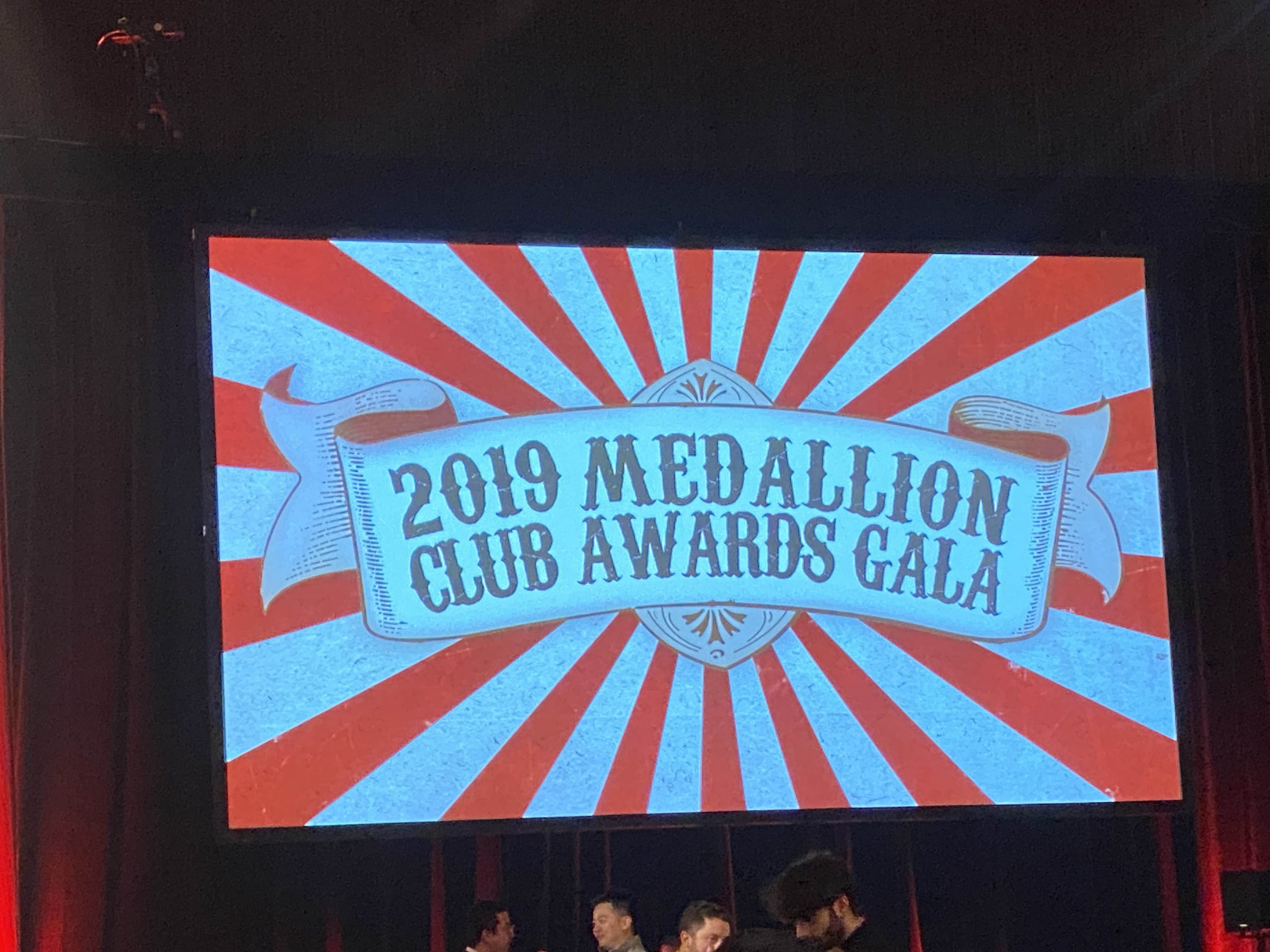 2019 Medallion Club Awards Gala