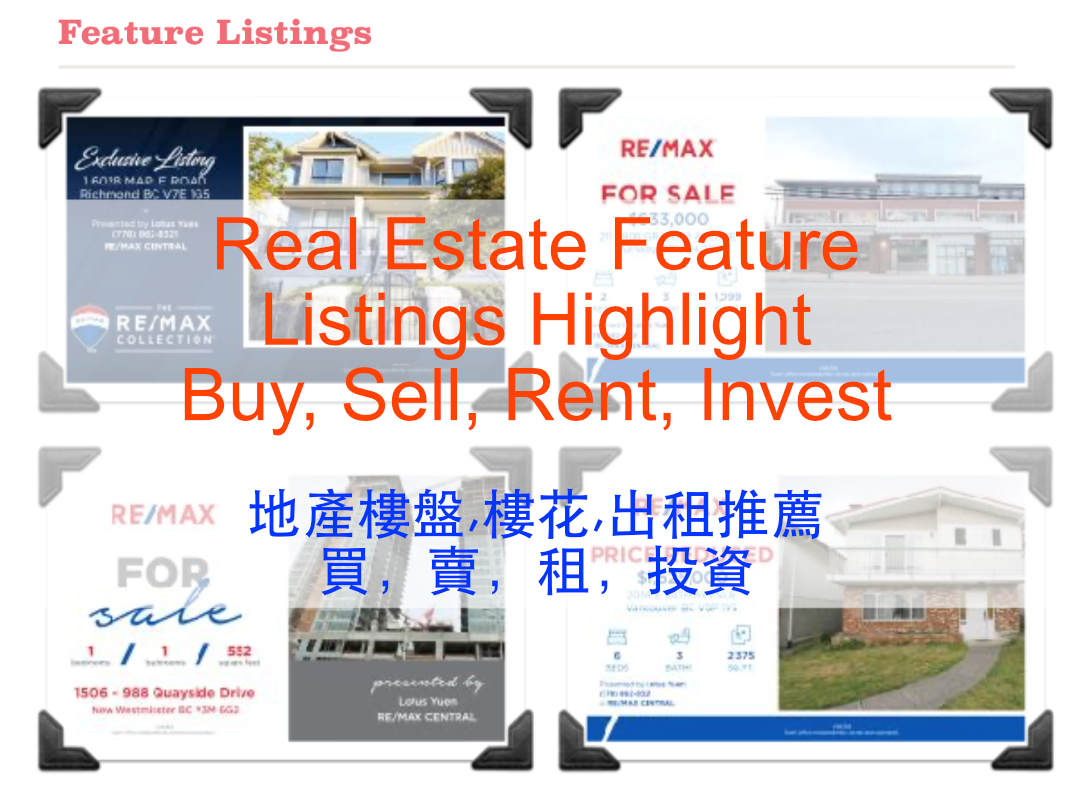 Feature Listing Highlight