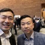 Top Agent Lotus Yuen with Top Mortgage Broker Elvis Hui