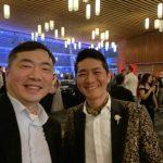 Vancouver Realtor Lotus Yuen with Jeremy Hsu
