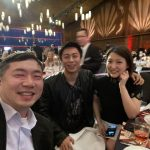 Remax professsional Realtor Lotus Yuen with Summer and Renzo