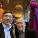 Remax Realtor Lotus Yuen with Tim
