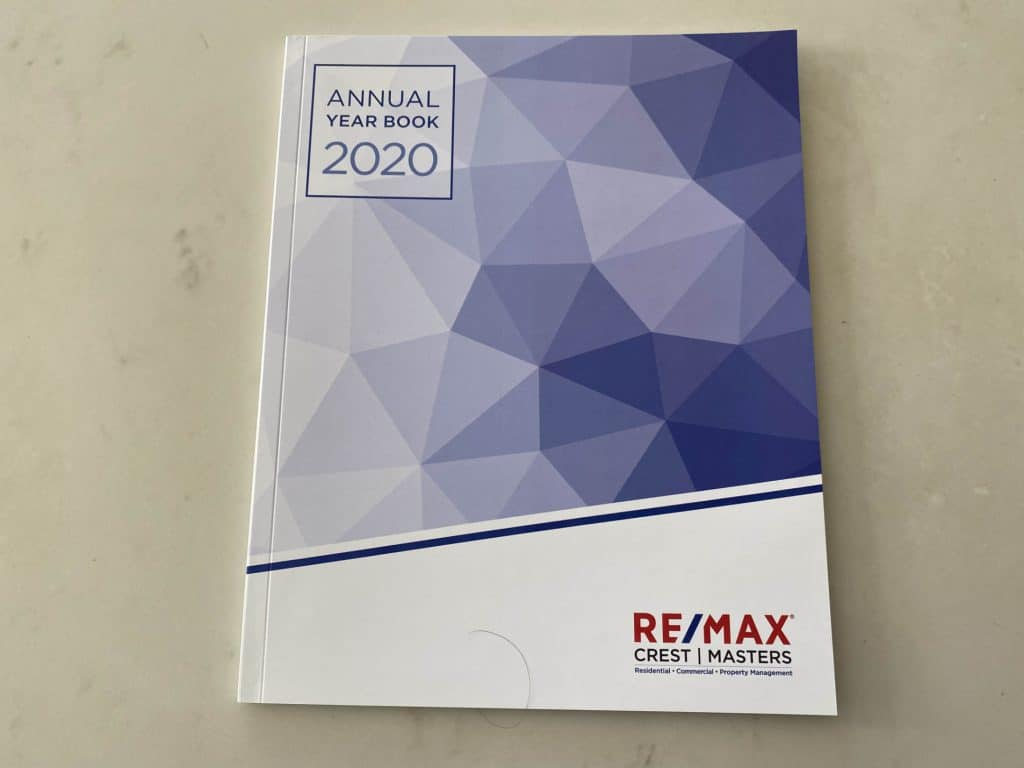 REMAX Year book 2020 - Cover