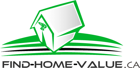 Find-Home-Value.ca – Your home worth more than you think. Logo