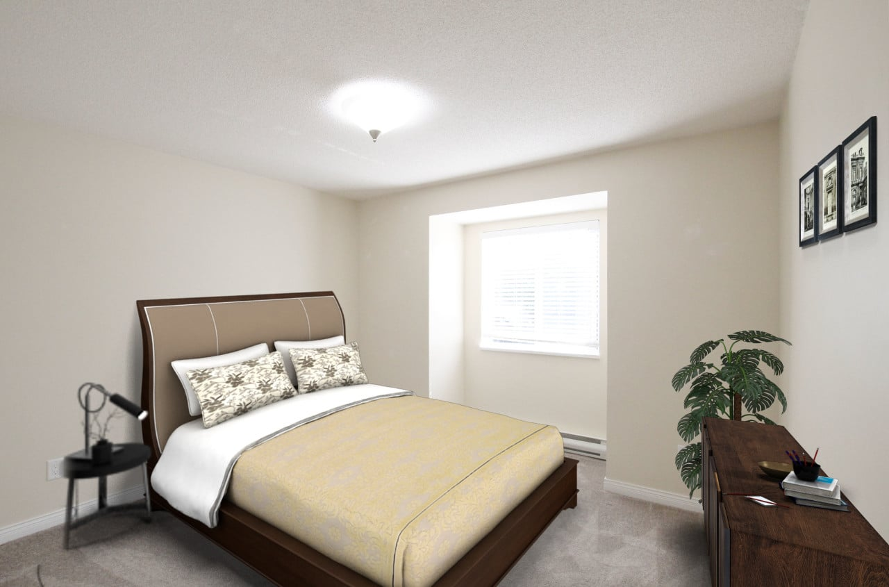Burnaby East Virtual Staging