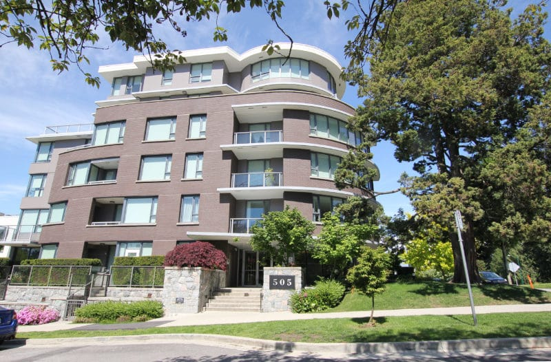 212 505 W 30th Ave Vancouver Luxury Condo for Sale