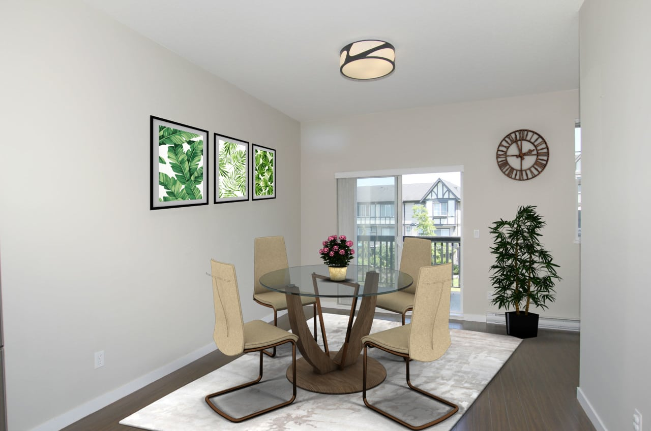 Vancouver West Virtual Staging