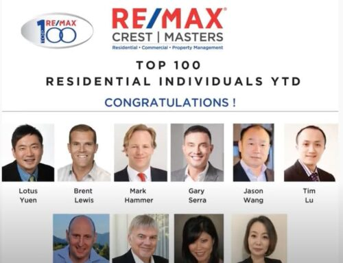 RE/MAX Crest\Masters Top Achievers April 2020 (Top 100 YTD)