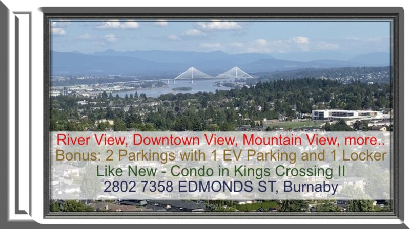 Frame to show - 2802 7358 EDMONDS STREET Burnaby Condo for Sale