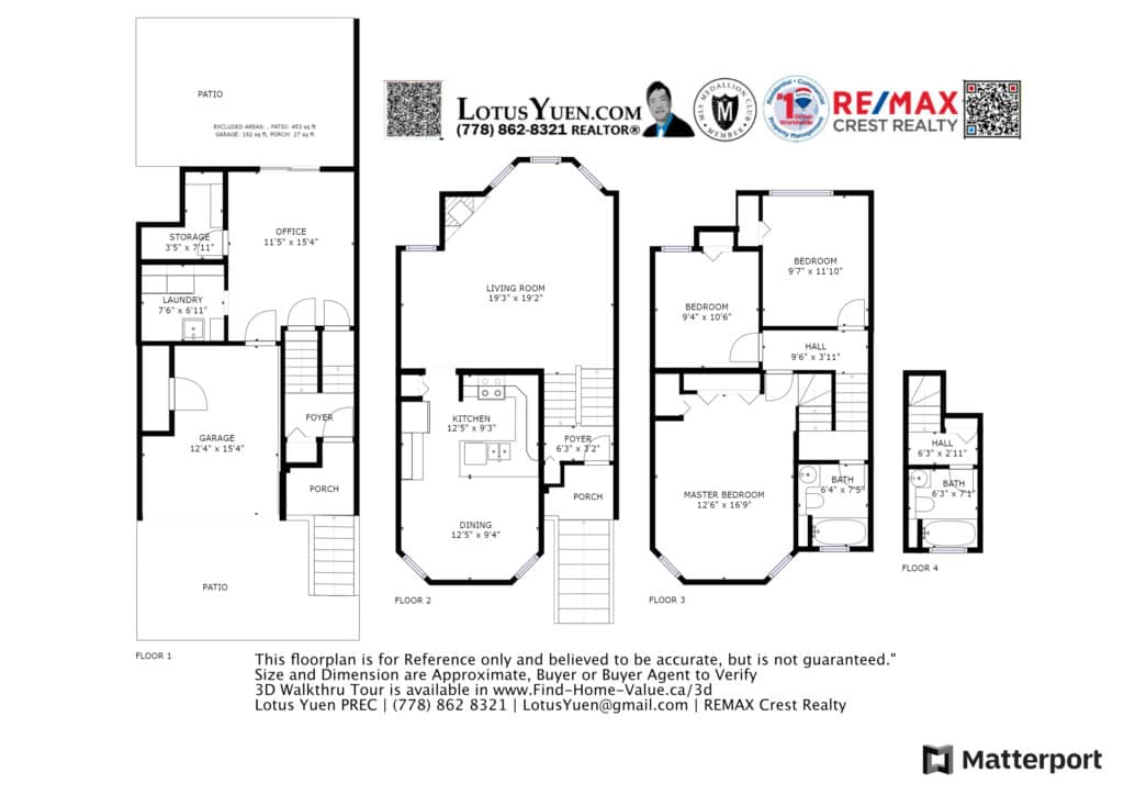 Floorplan - 9233 BRAEMOOR PLACE Burnaby