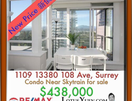 Surrey High rise condo near skytrain For Sale – 1109 13380 108 AVENUE, Surrey