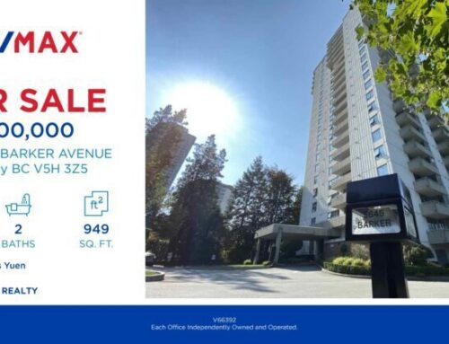 Burnaby 2 bedrooms condo For Sale – 1007 5645 Barker AVENUE, Burnaby