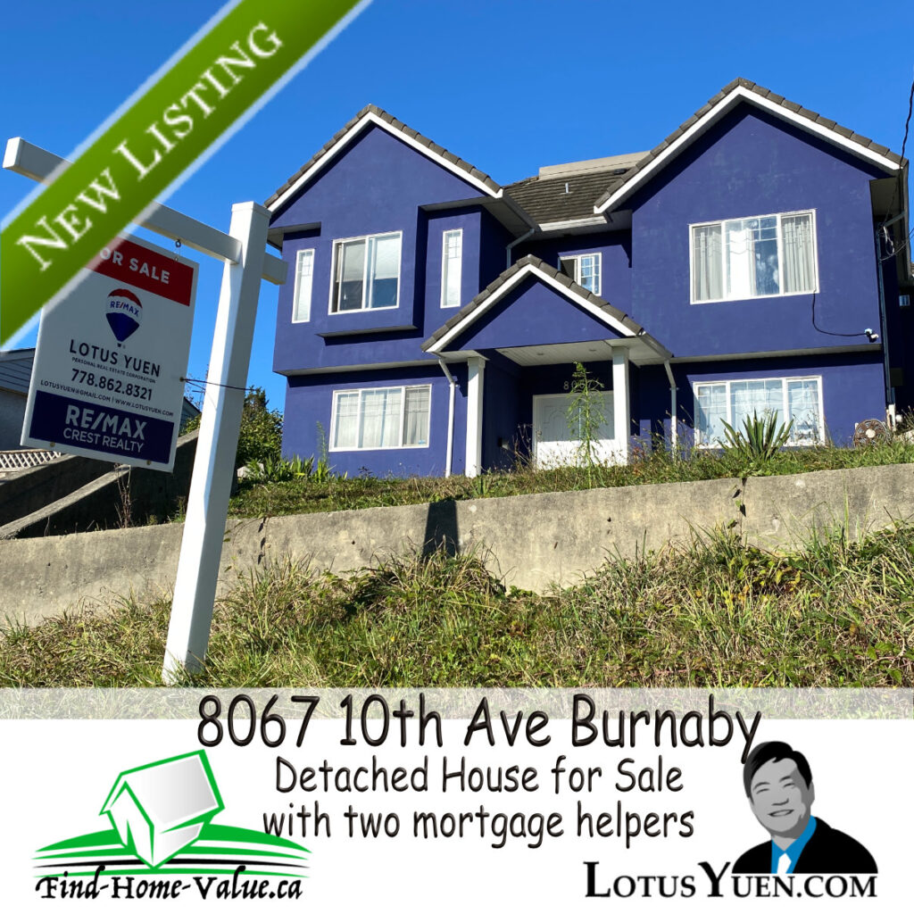 8067 10th Ave, Burnaby
