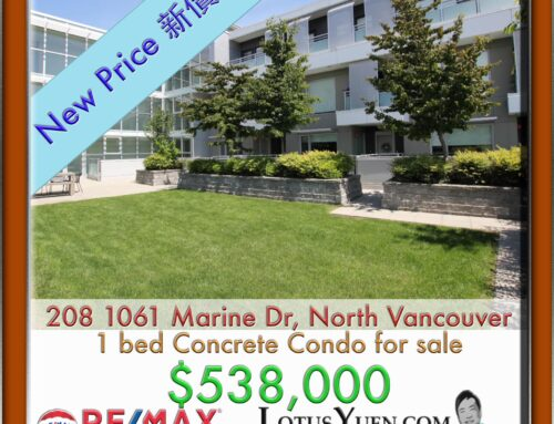 Beautiful North Vancouver Condo For Sale