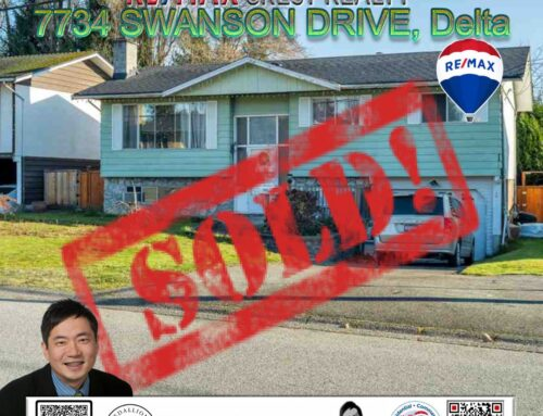 SOLD : 7734 SWANSON DRIVE Delta House