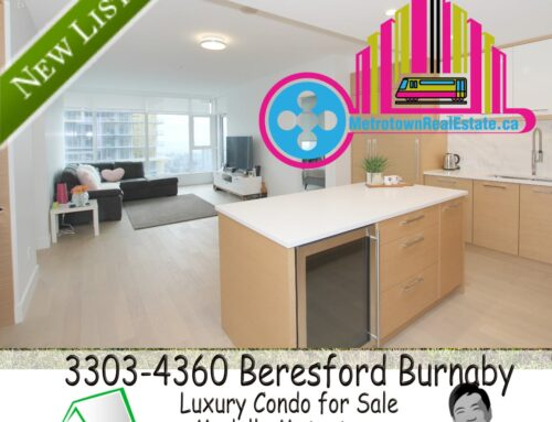 Luxury Modello Condo for Sale in Burnaby Metrotown