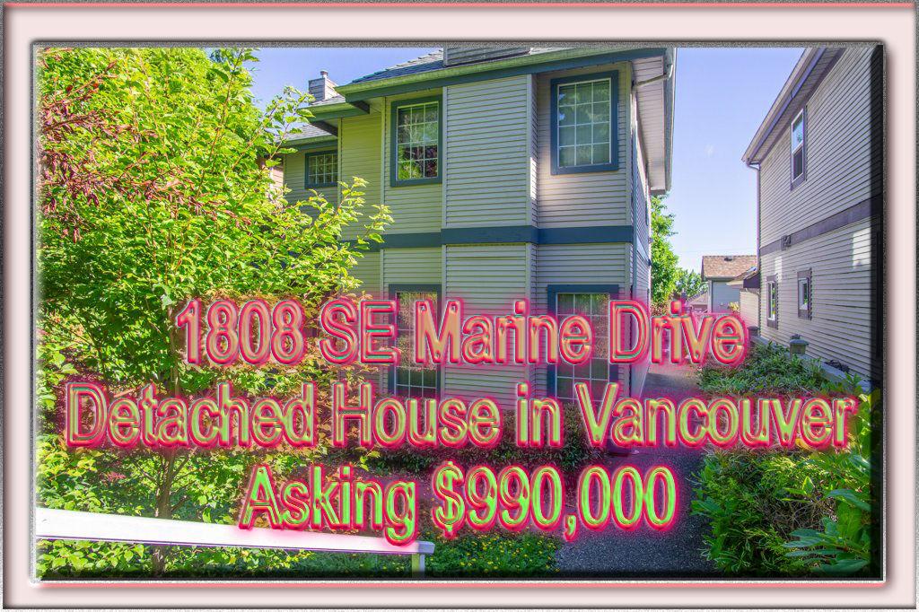 1808 SE Marine Drive Vancouver