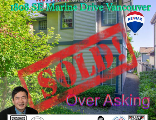 SOLD-1808 SE Marine Drive Vancouver House For Sale