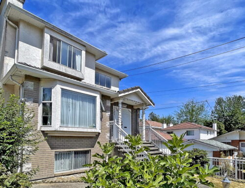 New Listing – 3289 East 7th Avenue Vancouver East House for Sale