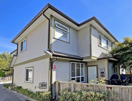 New Listing-Richmond South Arm Townhouse for Sale