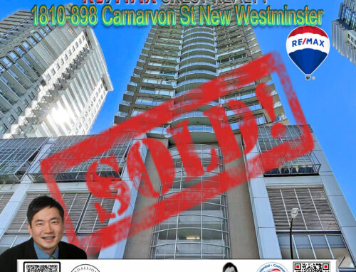 SOLD-1810 898 Carnarvon Street New Westminster Condo for Sale
