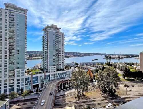 New Listing-1810 898 Carnarvon Street New Westminster Condo for Sale