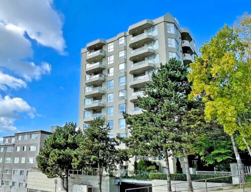 301-412 Twelfth Street New Westminster Condo for Sale